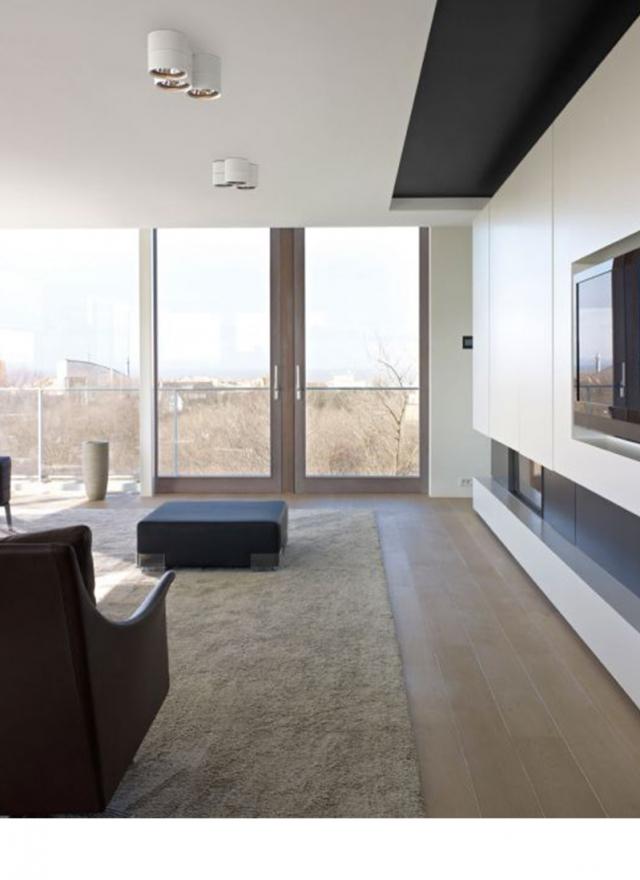 נורות לד לבית בצורת צילינדר צמודי תקרה מהדגמים המובילים.