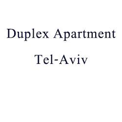 Duplex Apartment-Tel Aviv