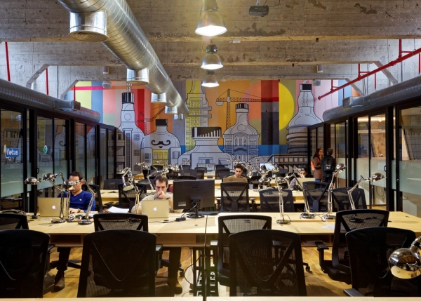 WeWork company offices