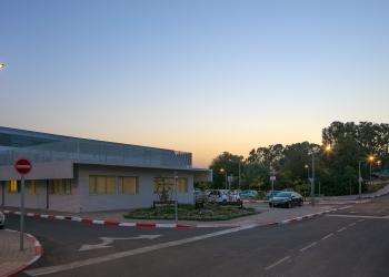 Kibbutz Givat Chaim Ichud street lighting