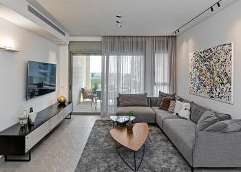 דירה בשכונת המשתלה בצפון תל אביב