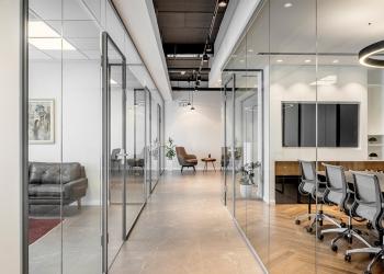 עיצוב משרדי MILLIMAN ישראל