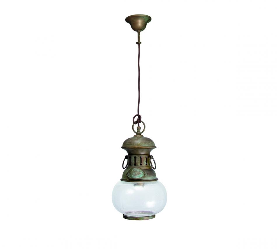 מנורות תליה 1643