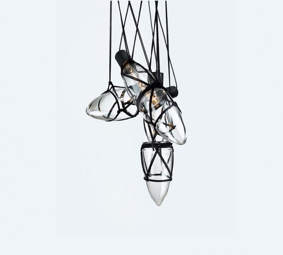 מנורות תליה  SHIBARI   X 3