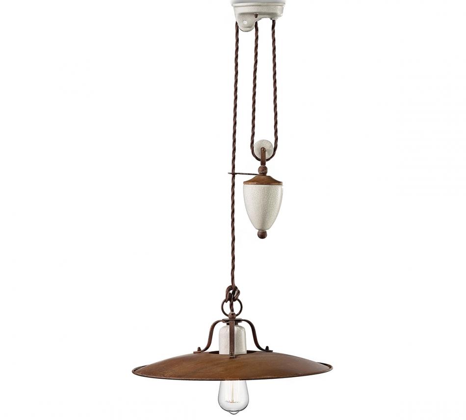 מנורות תליה  GRUNGE   H -2