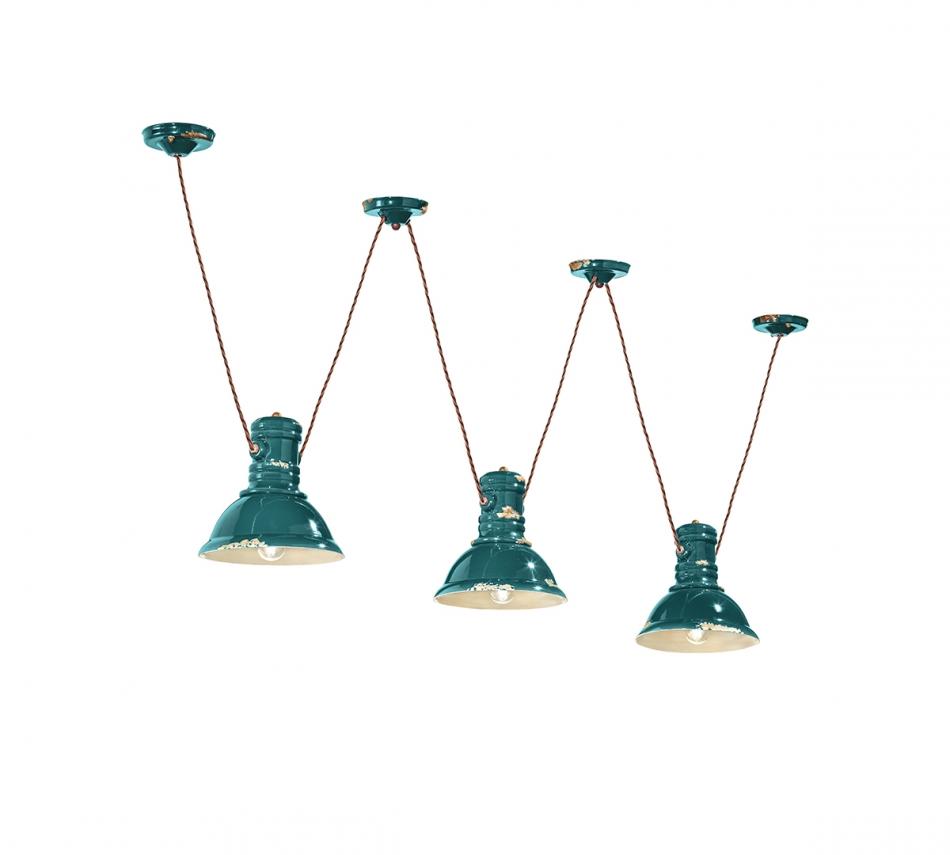 מנורות תליה  INDUSTRIAL  1