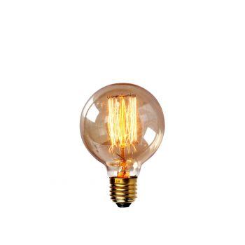 נורת פחם גלוב40W E27 95 אור צהוב