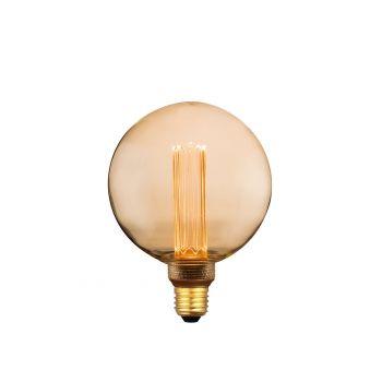 פילמנט דיימונד 4W G125 אור צהוב
