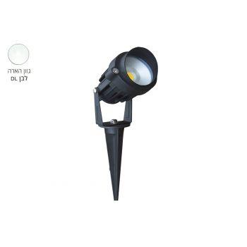 אדר דוקרן LED 12V 6W אור לבן