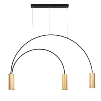 אנאבל ריינבו LED תליה שלישיה