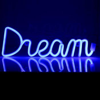 שלט ניאון פלקס USB DREAM