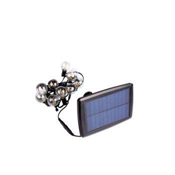 גרילנדה LED סולרי 10 נורות