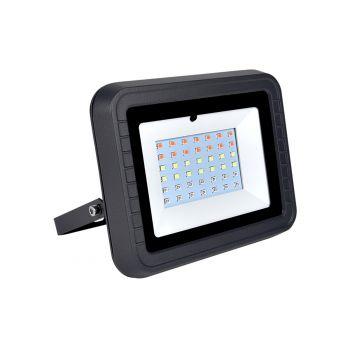 רוד פרוז'קטור LED RGB + שלט
