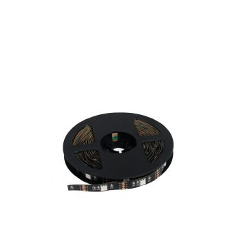 סרט RGB LED 5מ' USB+שלט IP65