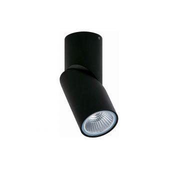 סול צמוד עגול מתכוונן LED