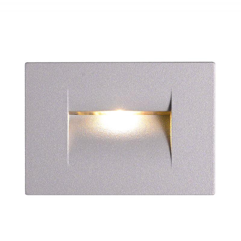 מאט רחב שקוע קיר LED