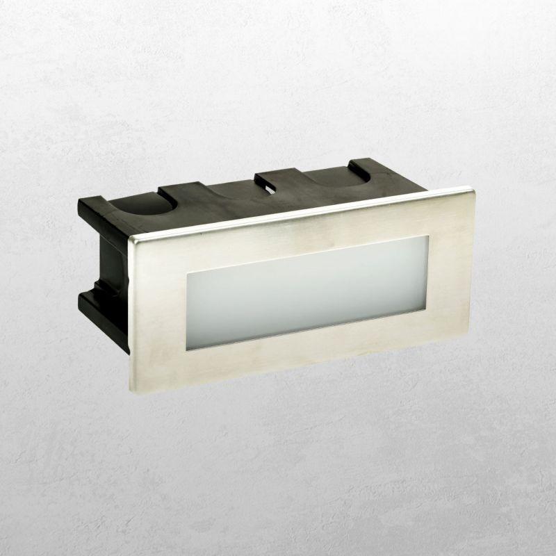 סולי שקוע קיר LED