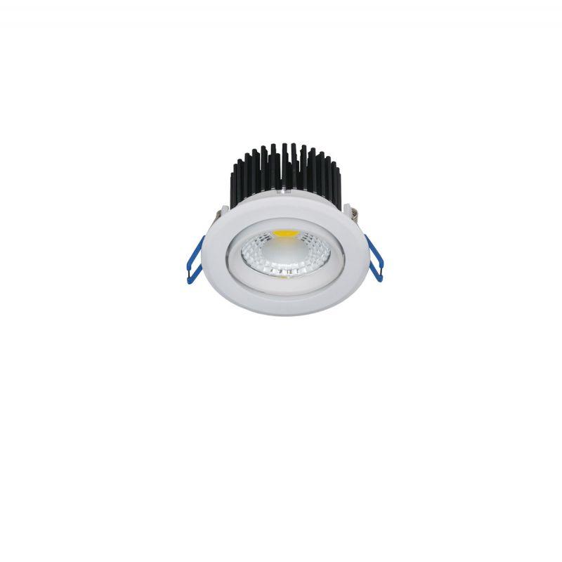 רוי LED עגול