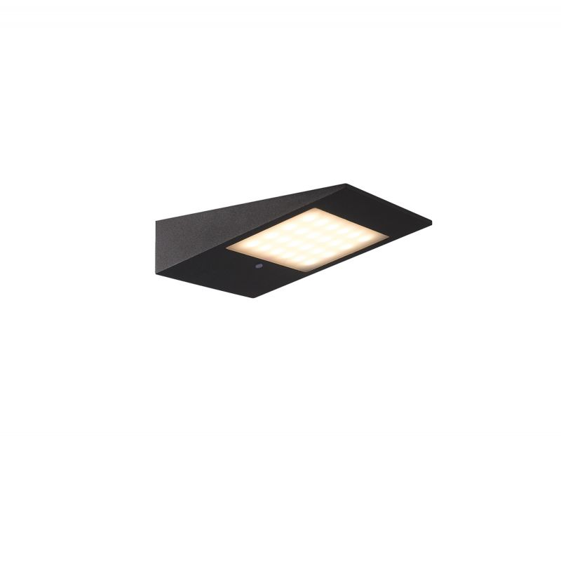 אמברוז סולארי קיר LED