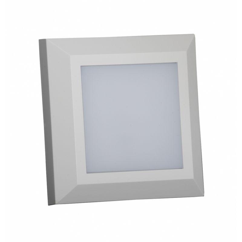 ירון קיר ריבוע חלק LED