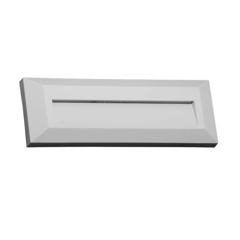 ירון קיר מלבני גגון LED