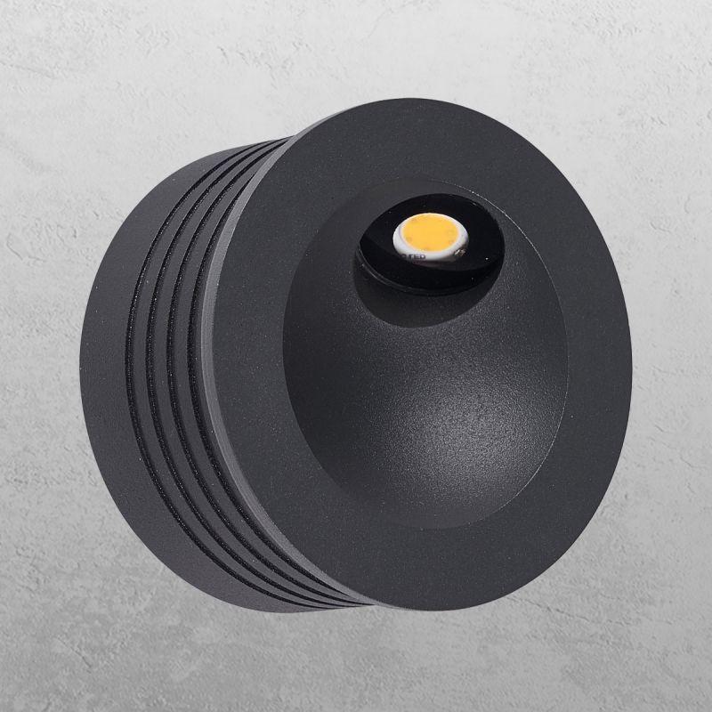 אנדון שקוע LED עגול IP54