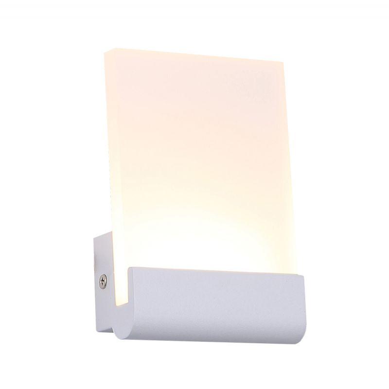 סאנטיאגו קיר מרובע LED