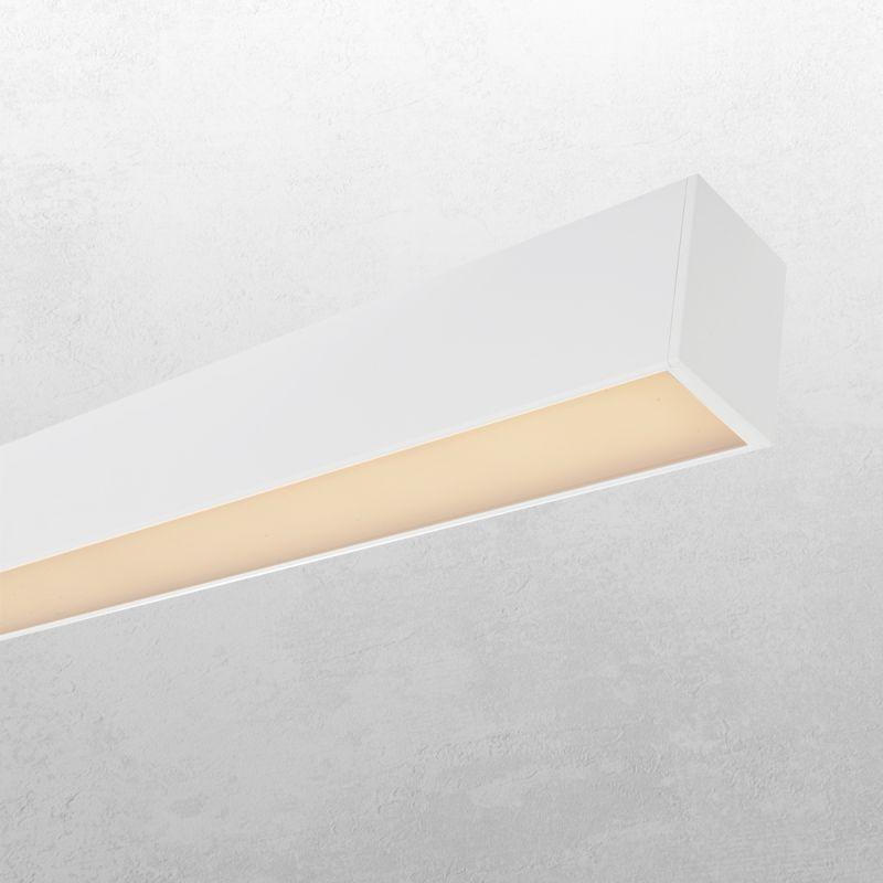 רוג'ר פרופיל צר LED 30W אור צהוב 1.2 מ'