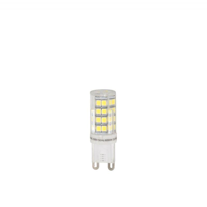 סמרט G9 LED 5W אור צהוב
