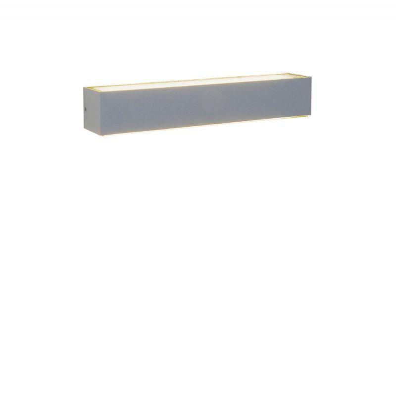 רוסל קיר LED אפ/דאון לבן
