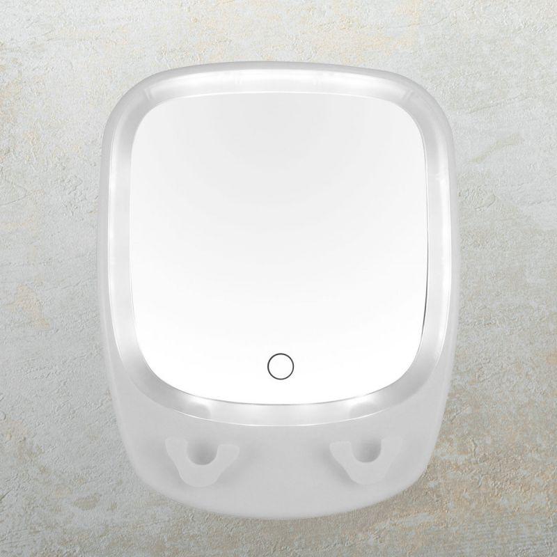 מראת קיר מוארת מלבנית LED