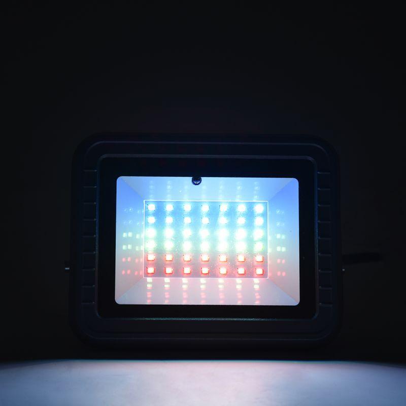 רוד פרוז'קטור 30W LED RGB + שלט