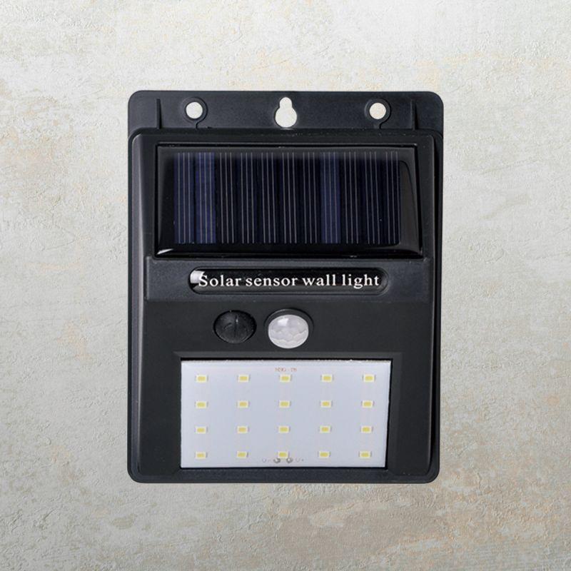 יארד סולארי 1.1W SMD+סנסור