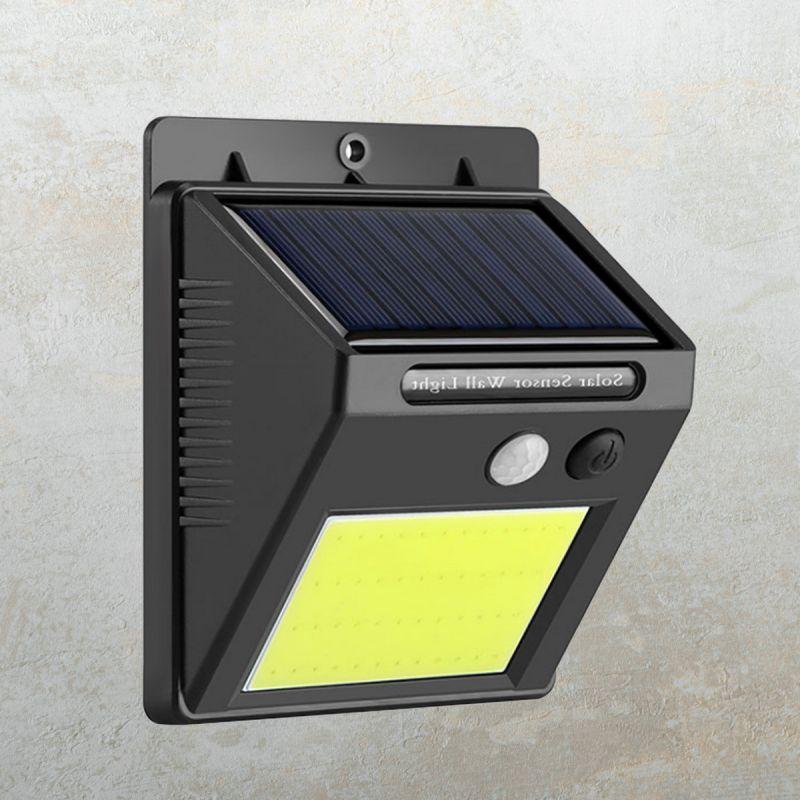 יארד סולארי COB 1.1W + סנסור