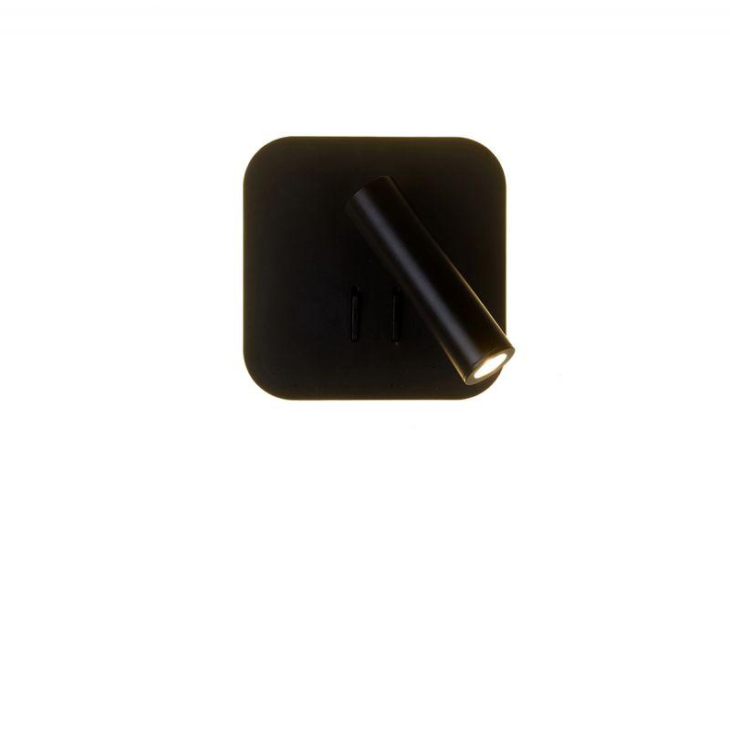 ג'ונס קיר LED מרובע