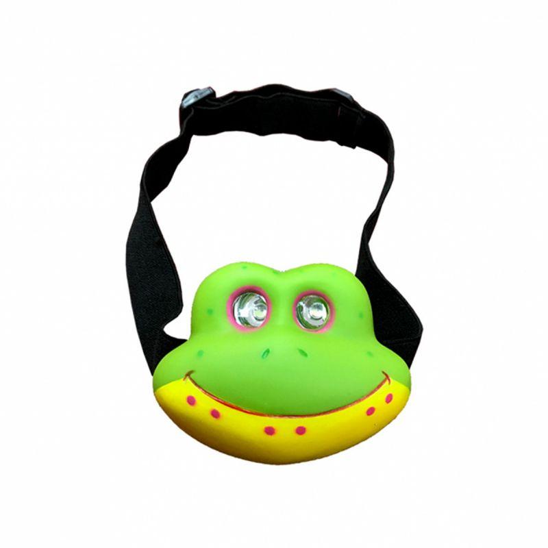 פנס ראש LED צפרדע