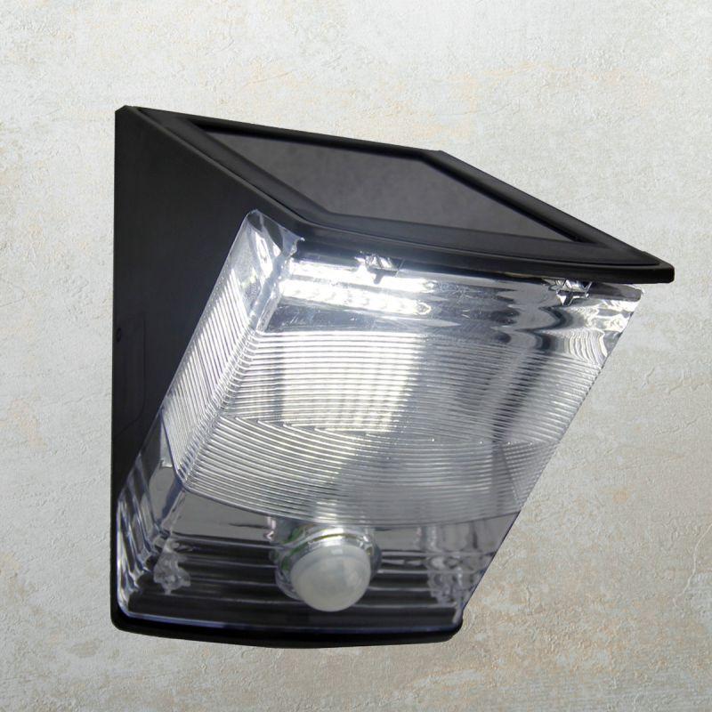 סנסור לייט LED סולארי דגם 37716