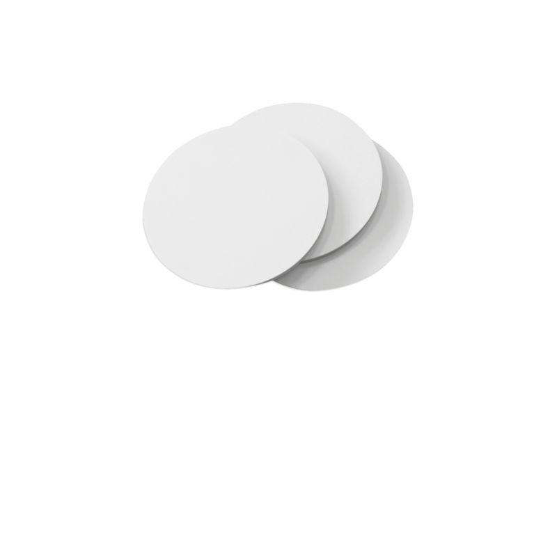 טריו קיר עגול LED