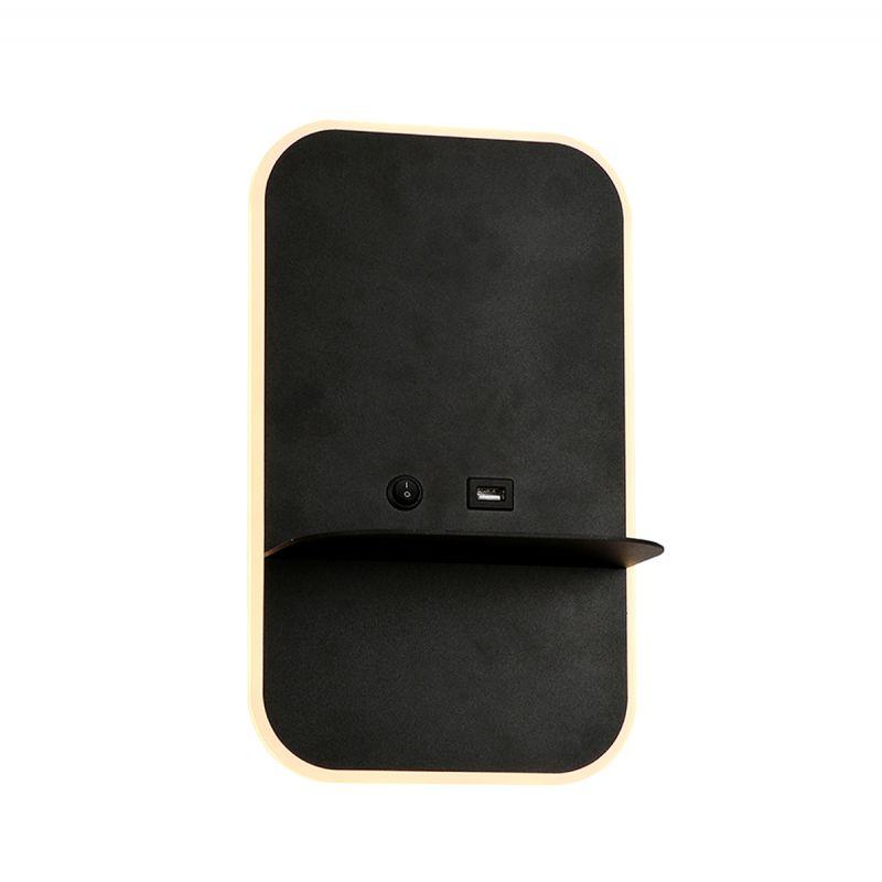 טורניר קיר מלבני USB