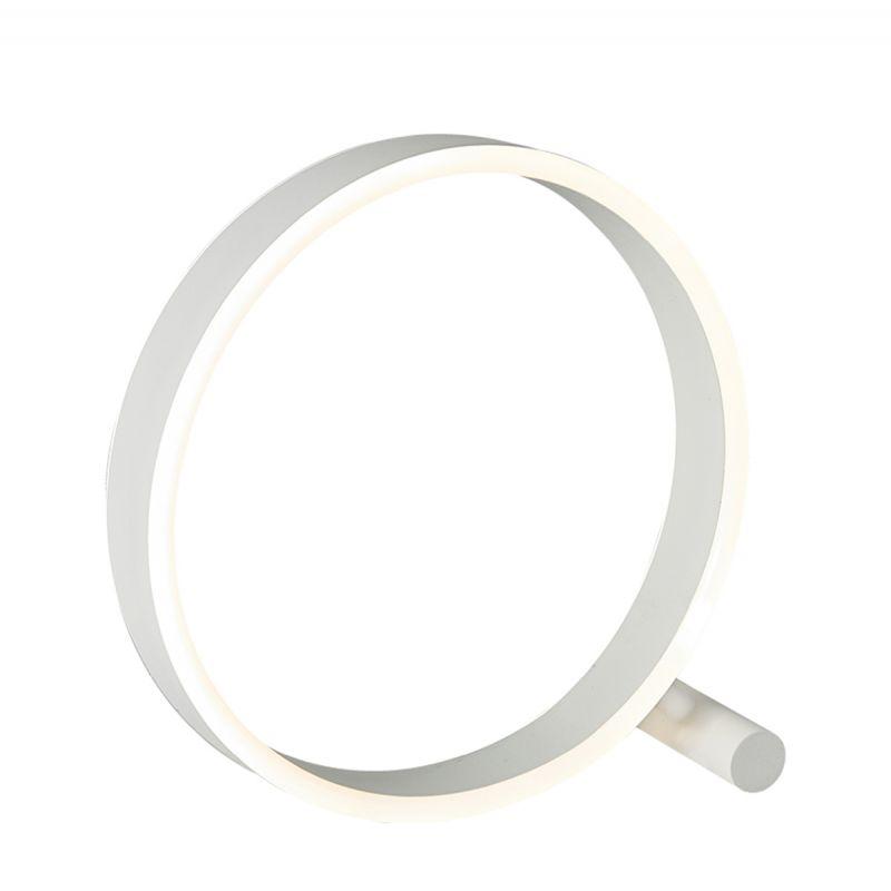 ליה שולחן עגול סגור LED