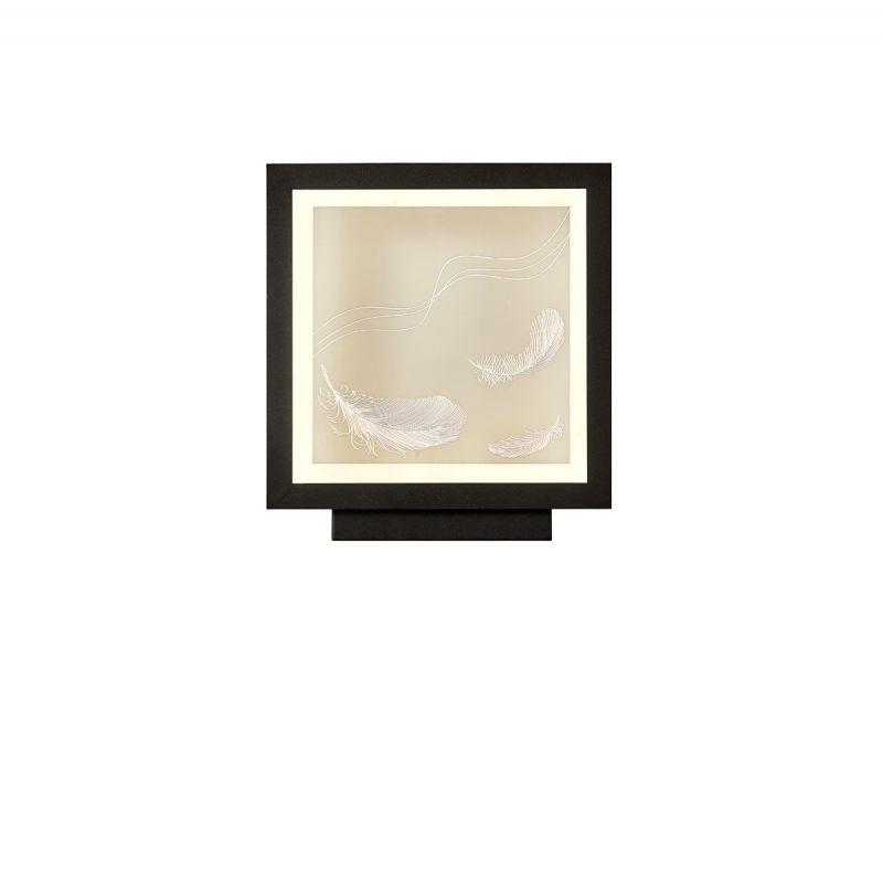 קיסר קיר LED מאוזן