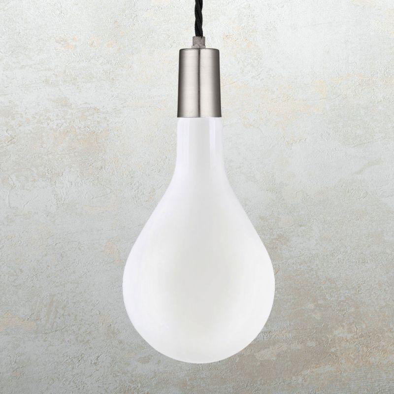 אופל LED E27 8W אגסי אור לבן