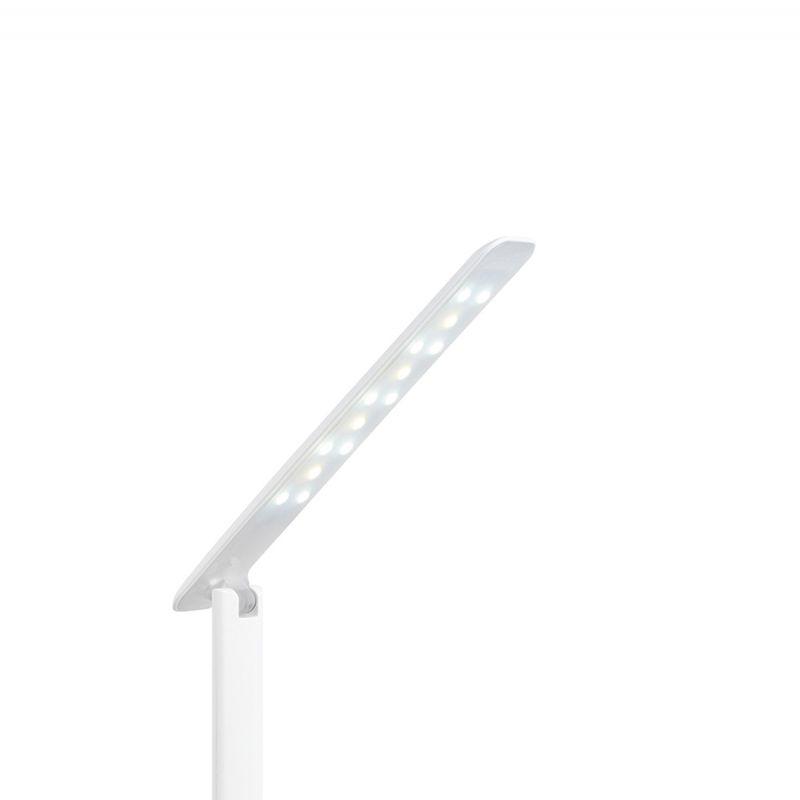 גלין שולחן LED + שעון מעורר