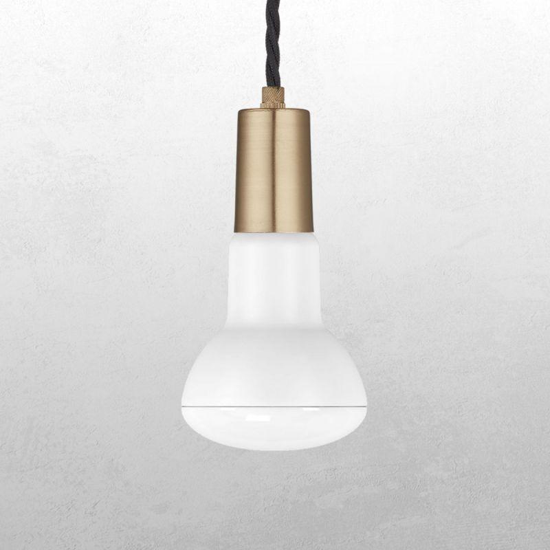 לדרסון E14 R50 LED WW 5.5W אור צהוב