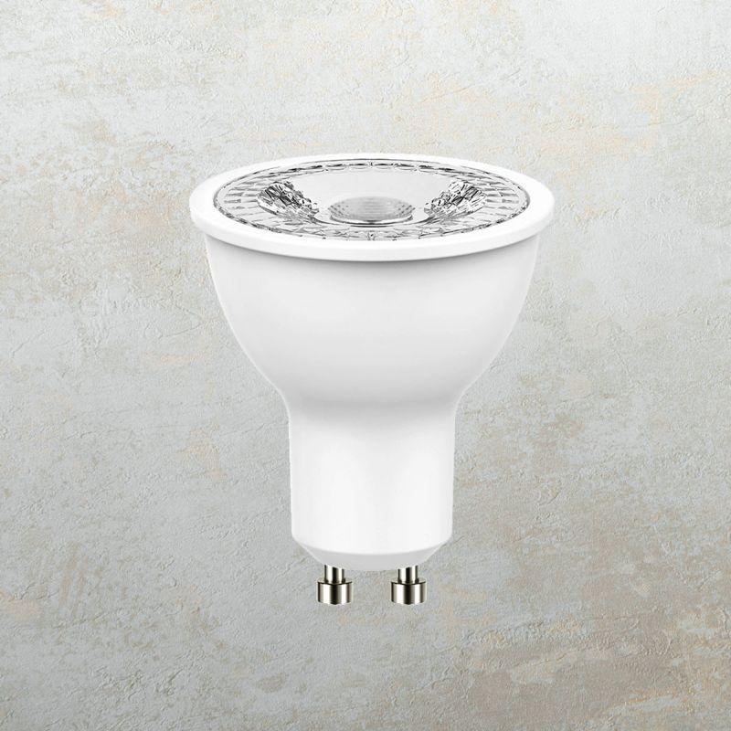 לדרסון GU10 LED 8W לעמעום אור צהוב