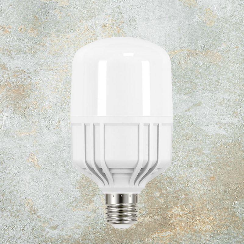 לדרסון פאוור LED E27 50W אור צהוב