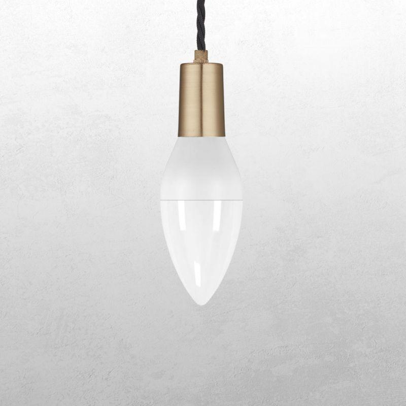 לדרסון נר E14 LED 5.2W אור צהוב