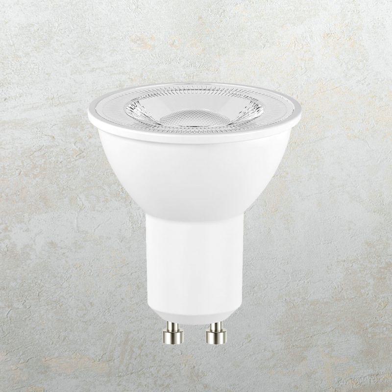 לדרסון GU10 LED 7W אור צהוב