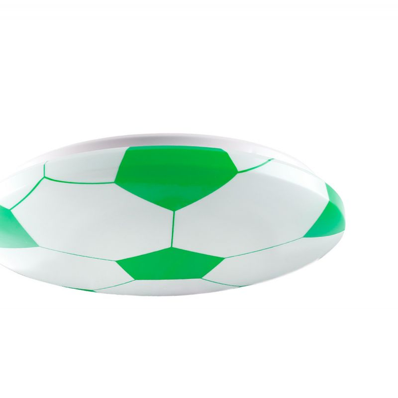 כדורגל צמוד תקרה LED