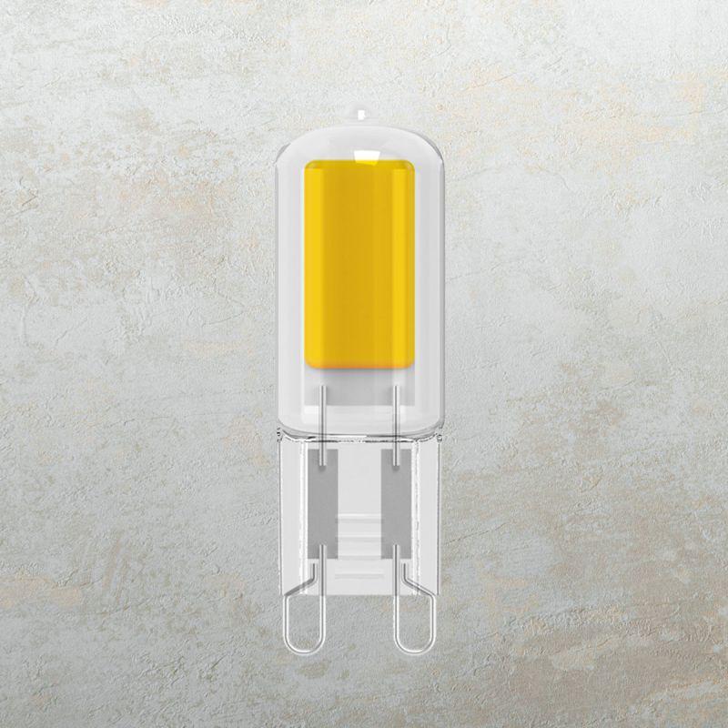 לדרסון LED 3W G9 אור צהוב